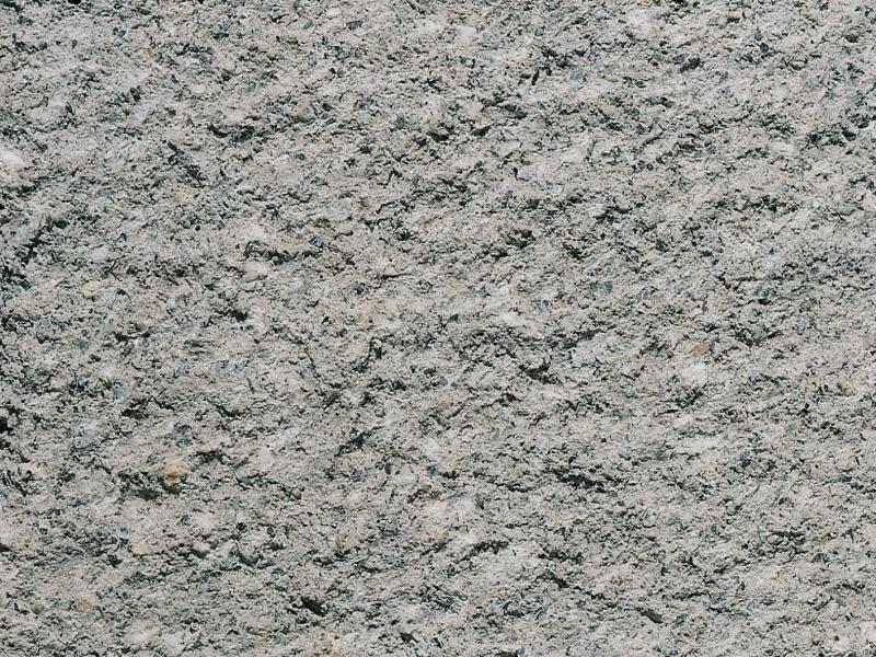 Granit gefräst