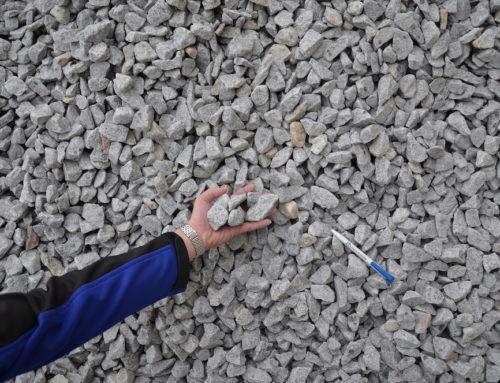 Zierkies Granit 16/32